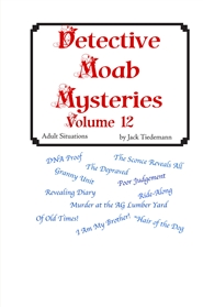 Detective Moab Mysteries Vol 12 cover image