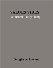 Values Vibes: Workbook (Four) cover image