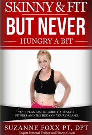 Skinny & Fit But Never Hungry a Bit cover image