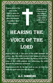 Hearing The Voice Of The Lord cover image