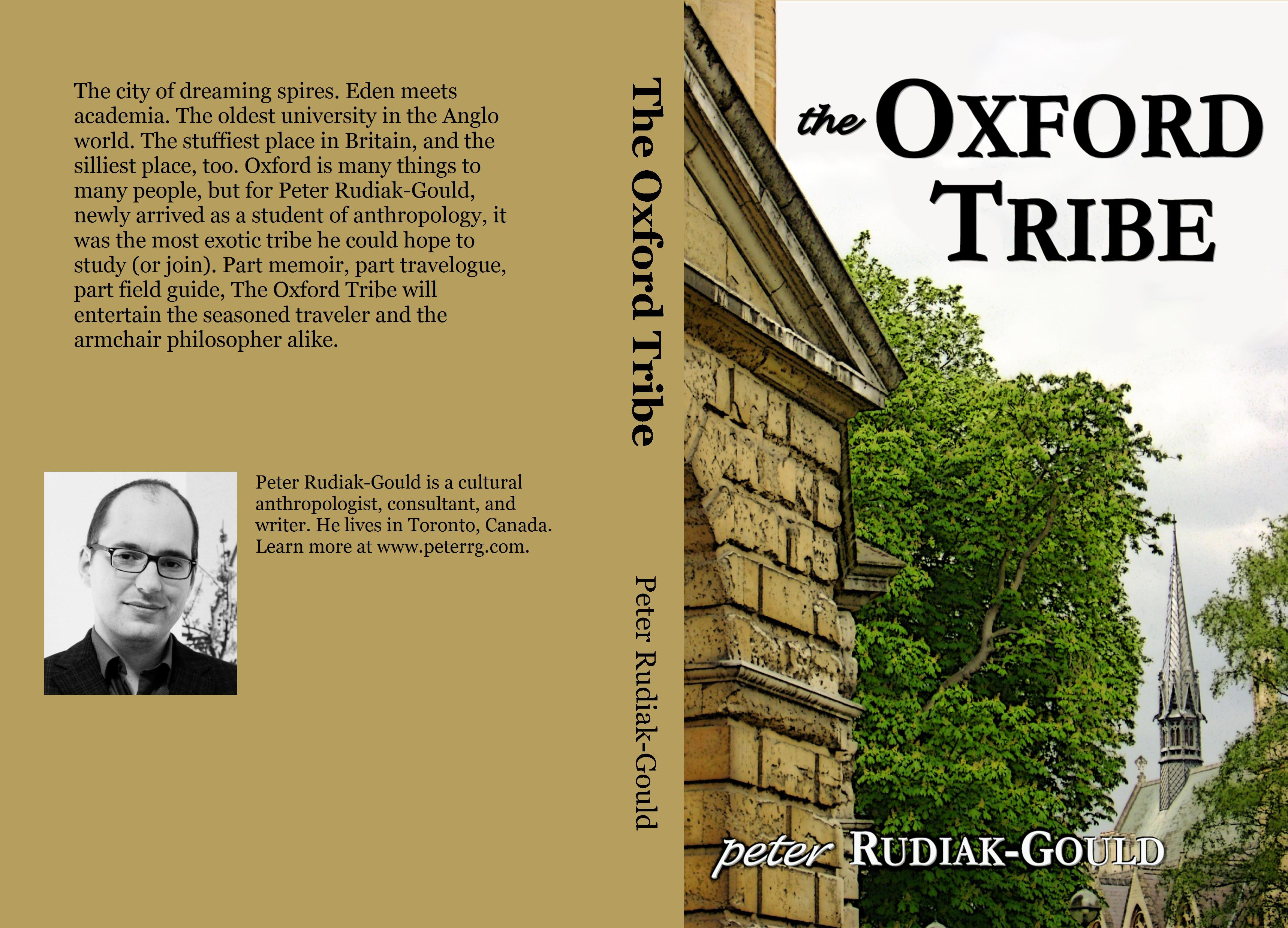 The Oxford Tribe cover image