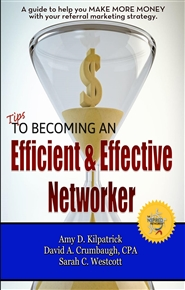 Tips to Becoming an Efficient & Effective Networker cover image