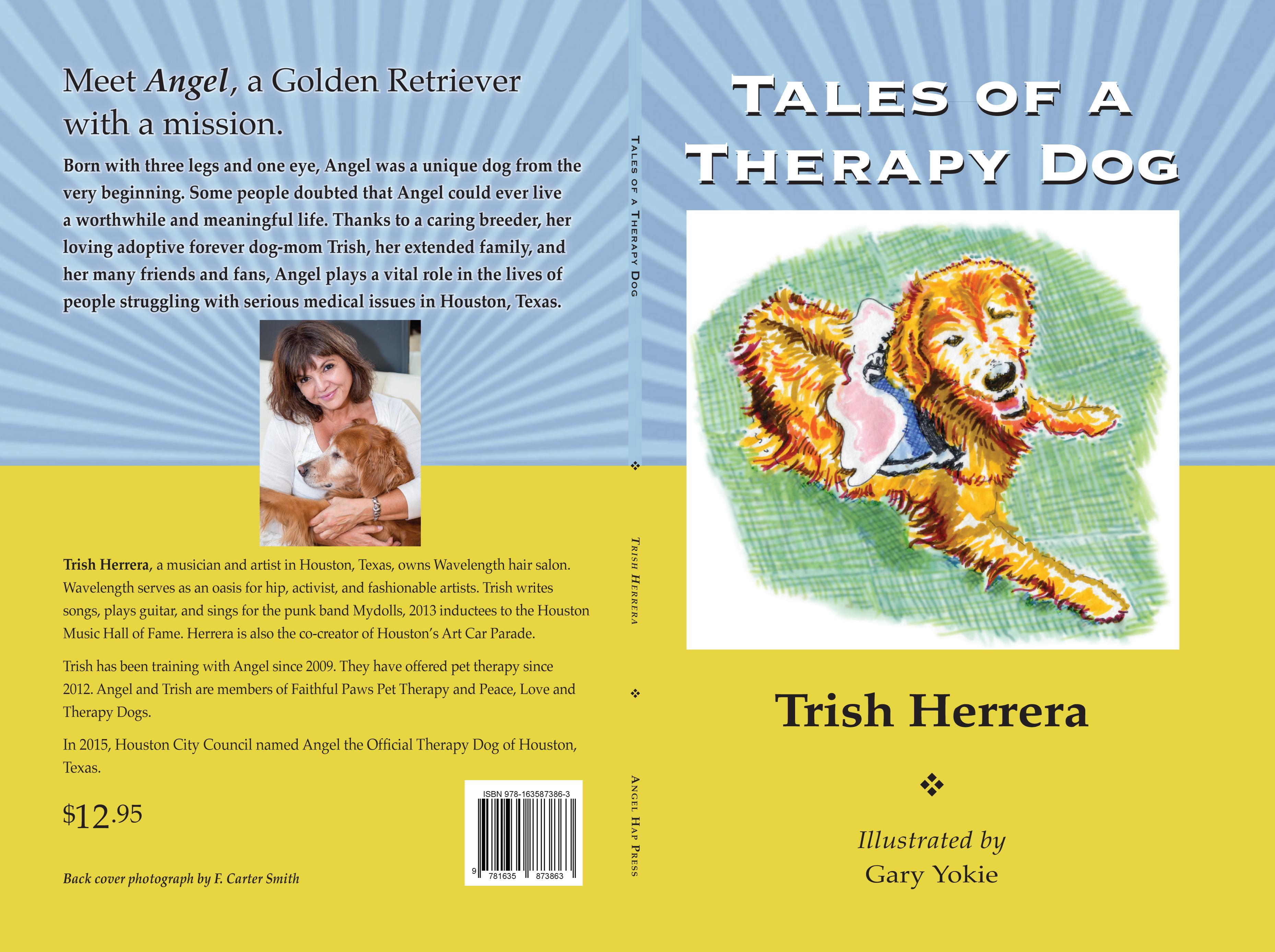 Tales of a Therapy Dog cover image