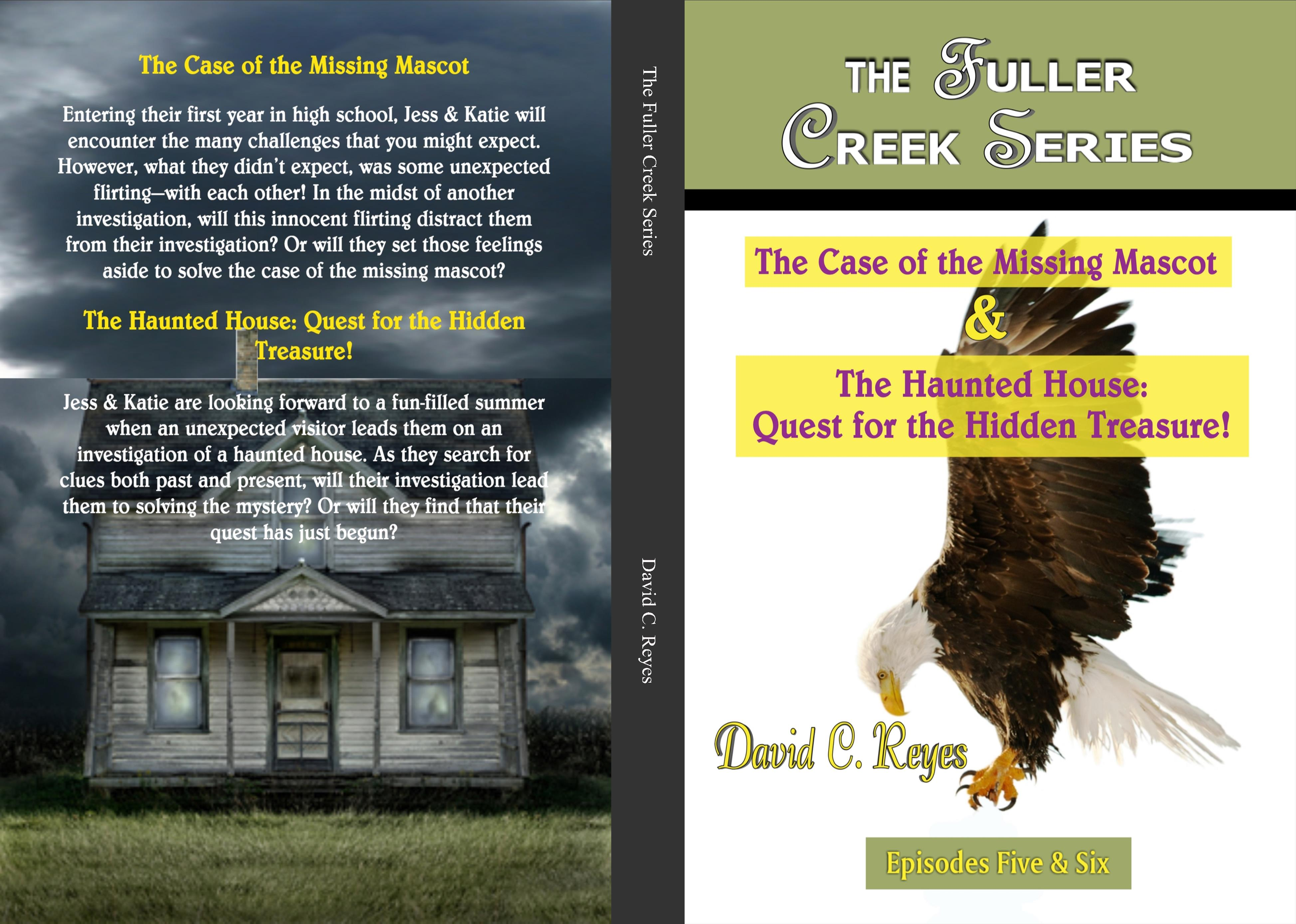 The Fuller Creek Series cover image