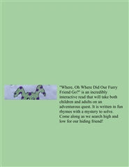 Where, Oh Where Did Our Furry Friend Go? cover image
