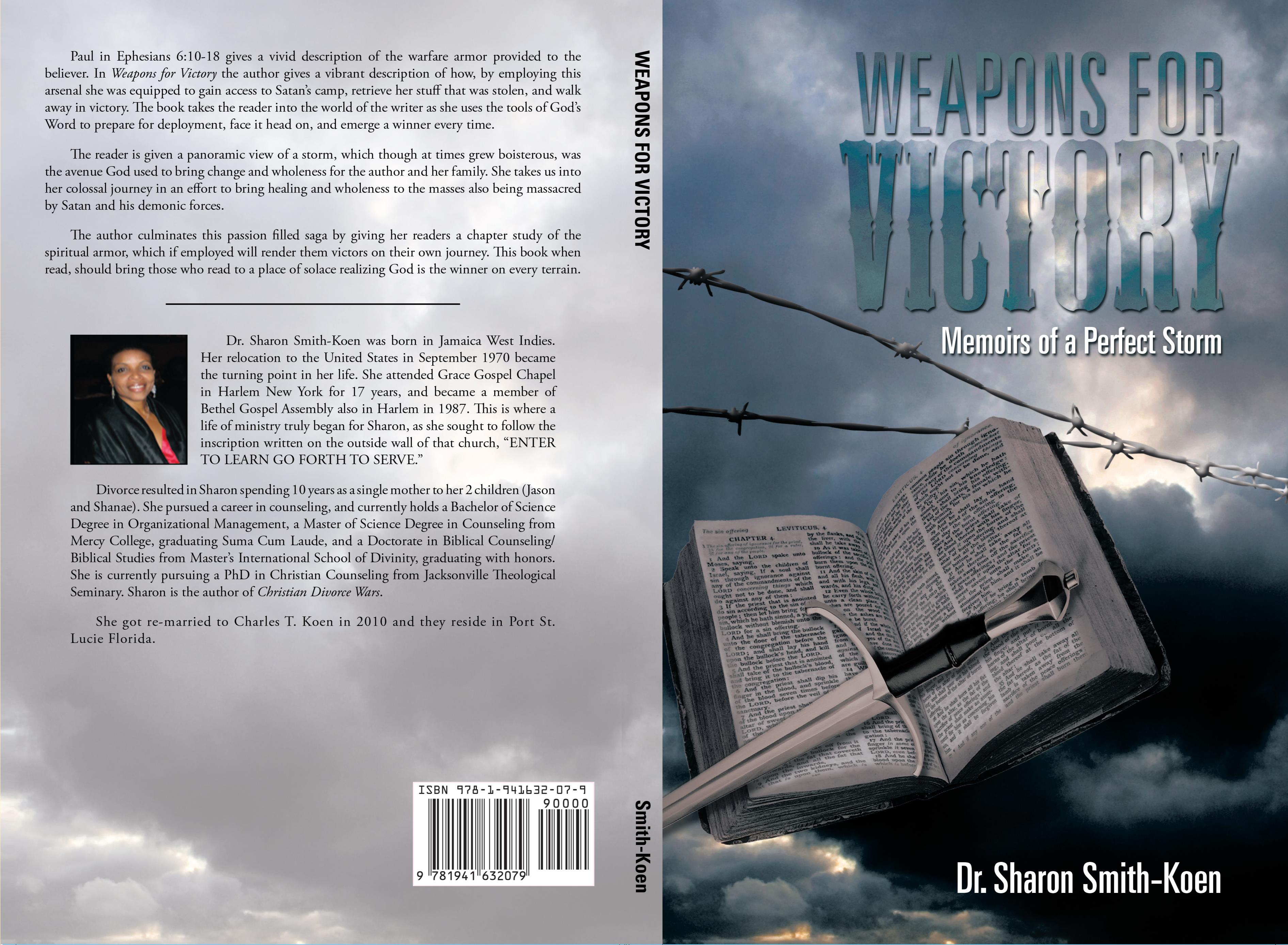 Weapons For Victory cover image