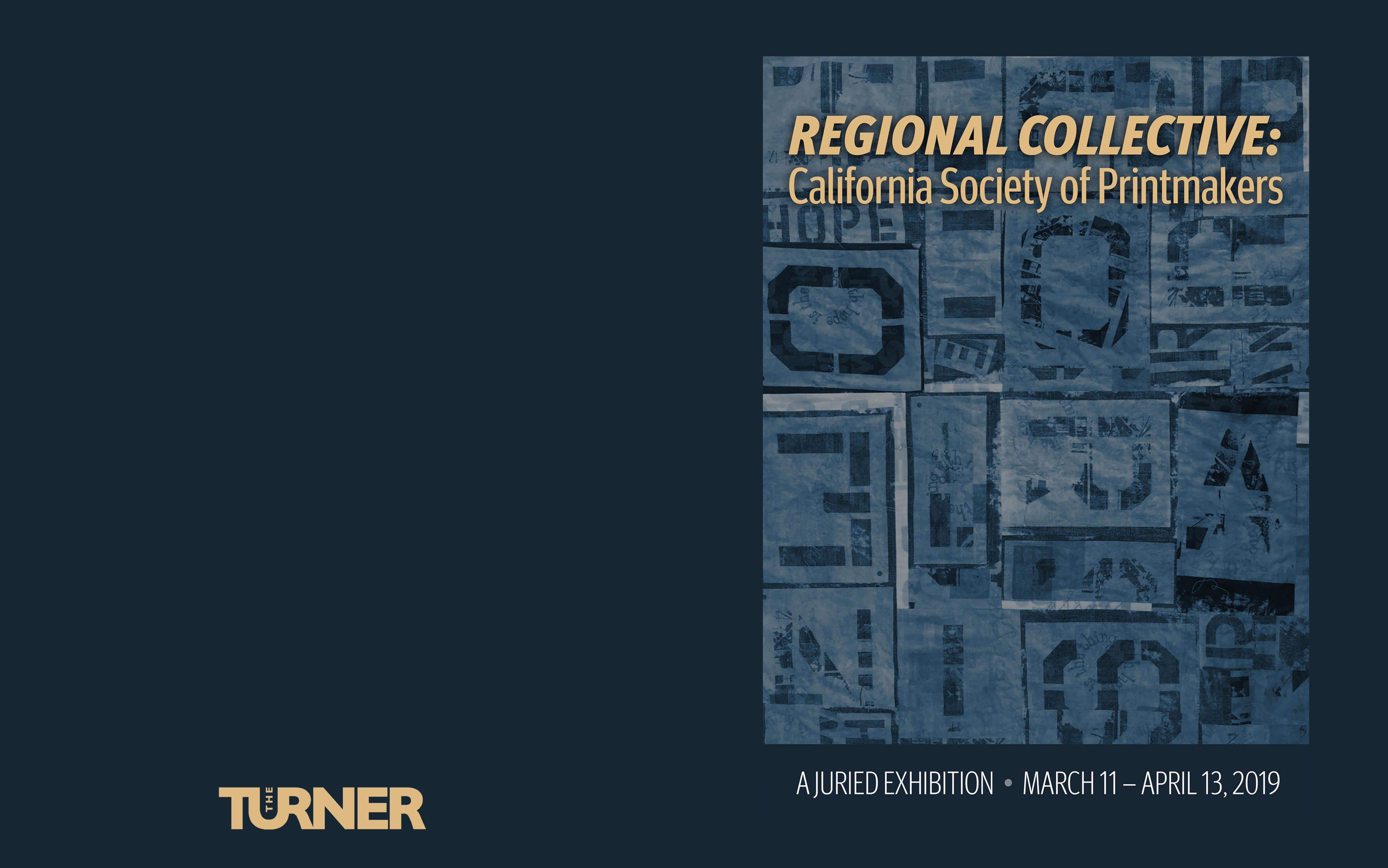 Regional Collective: California Society of Printmakers cover image