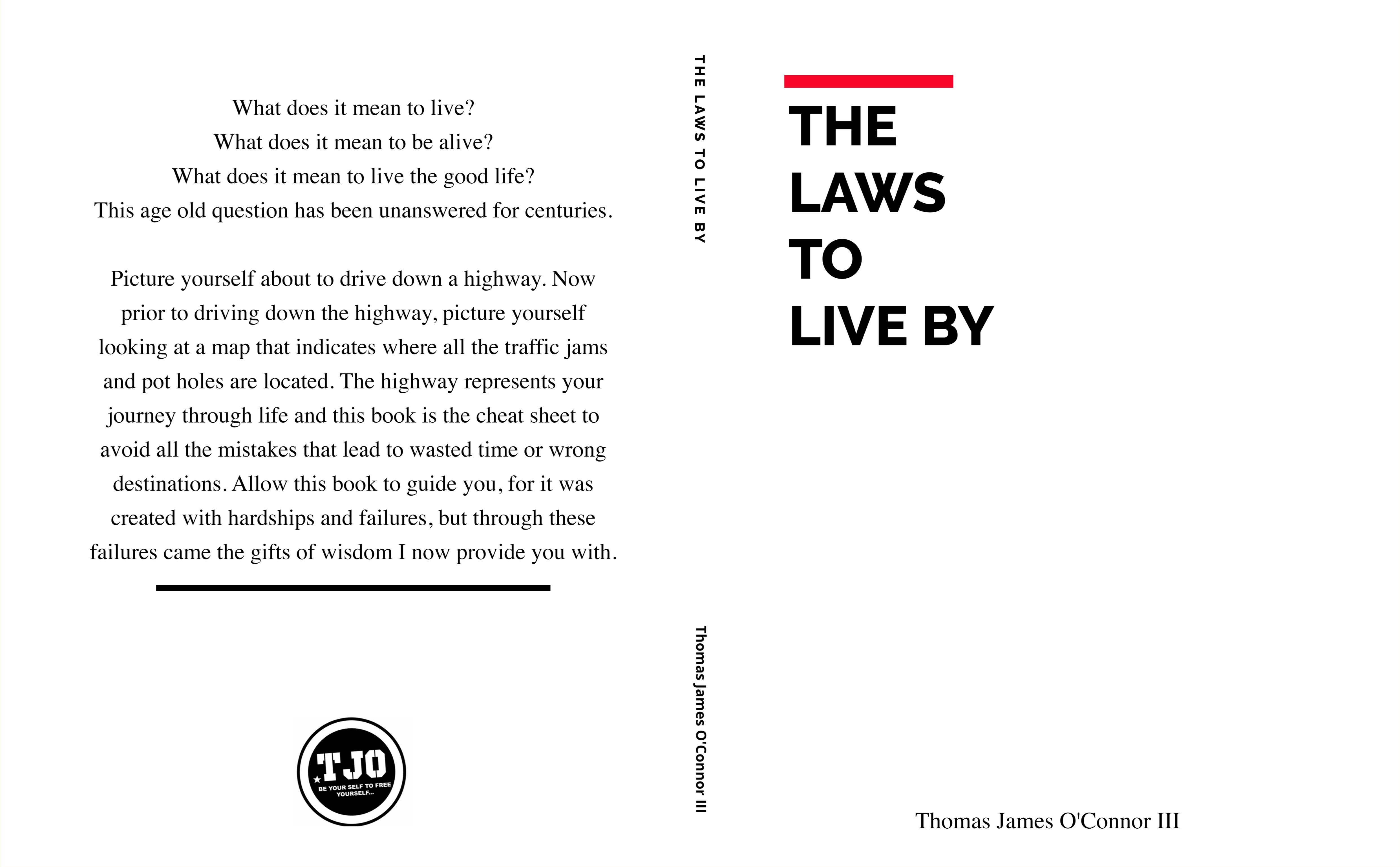 The Laws To Live By cover image