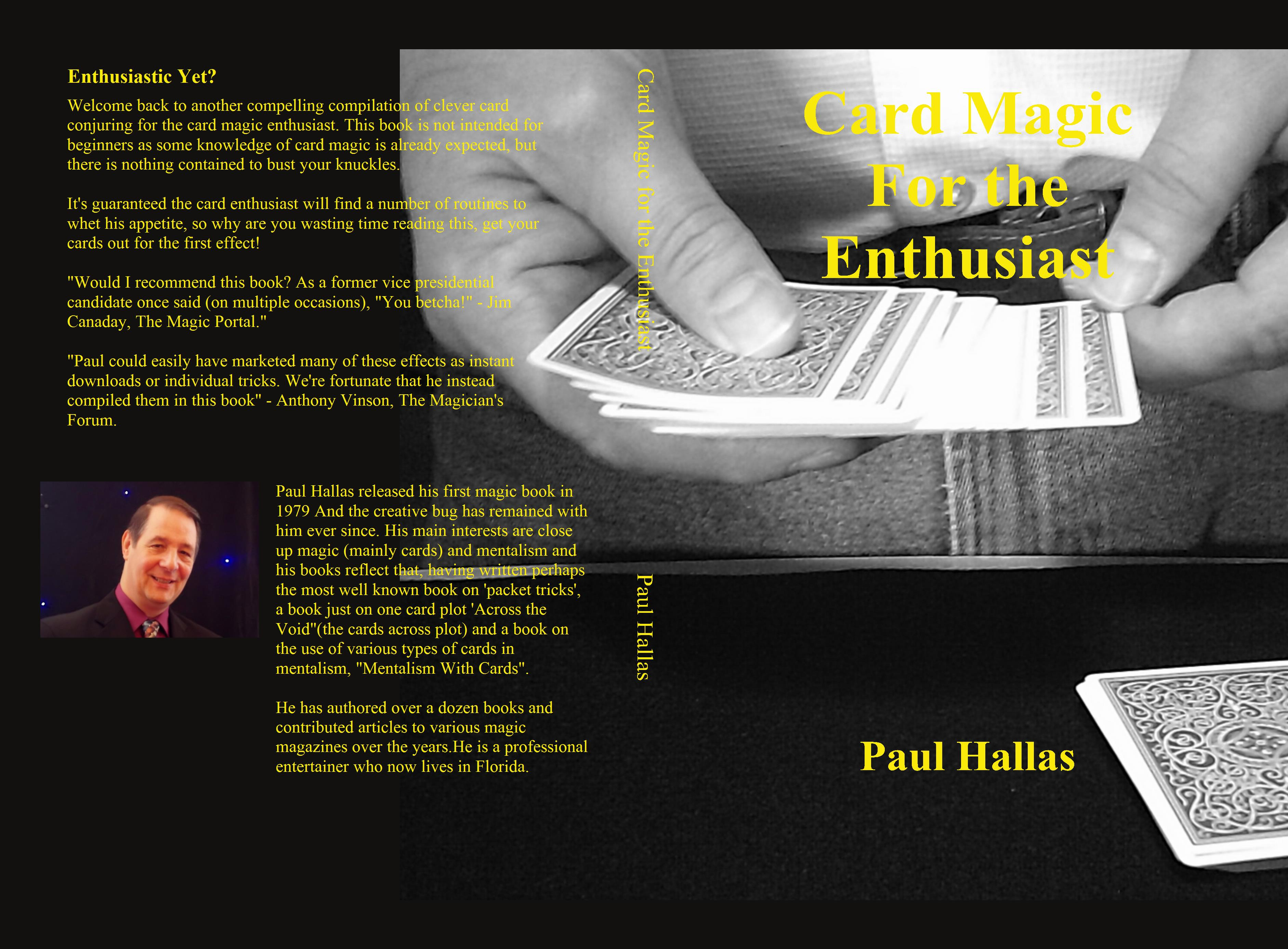 Card Magic for the Enthusiast cover image