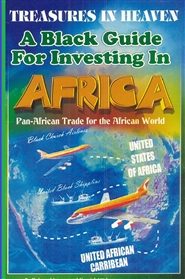 Treasures in Heaven - A Black Guide For Investing In Africa cover image