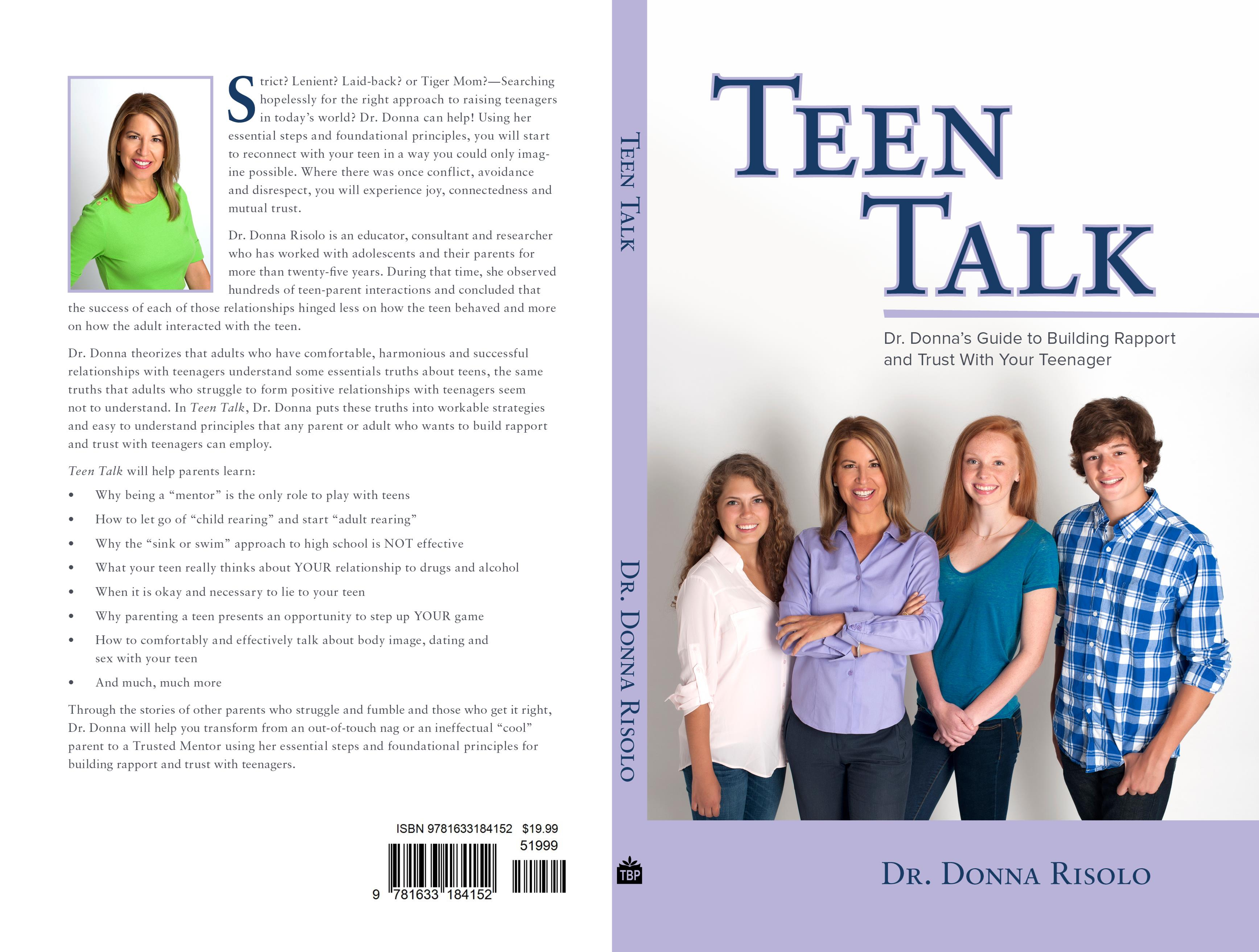 Teen Talk cover image