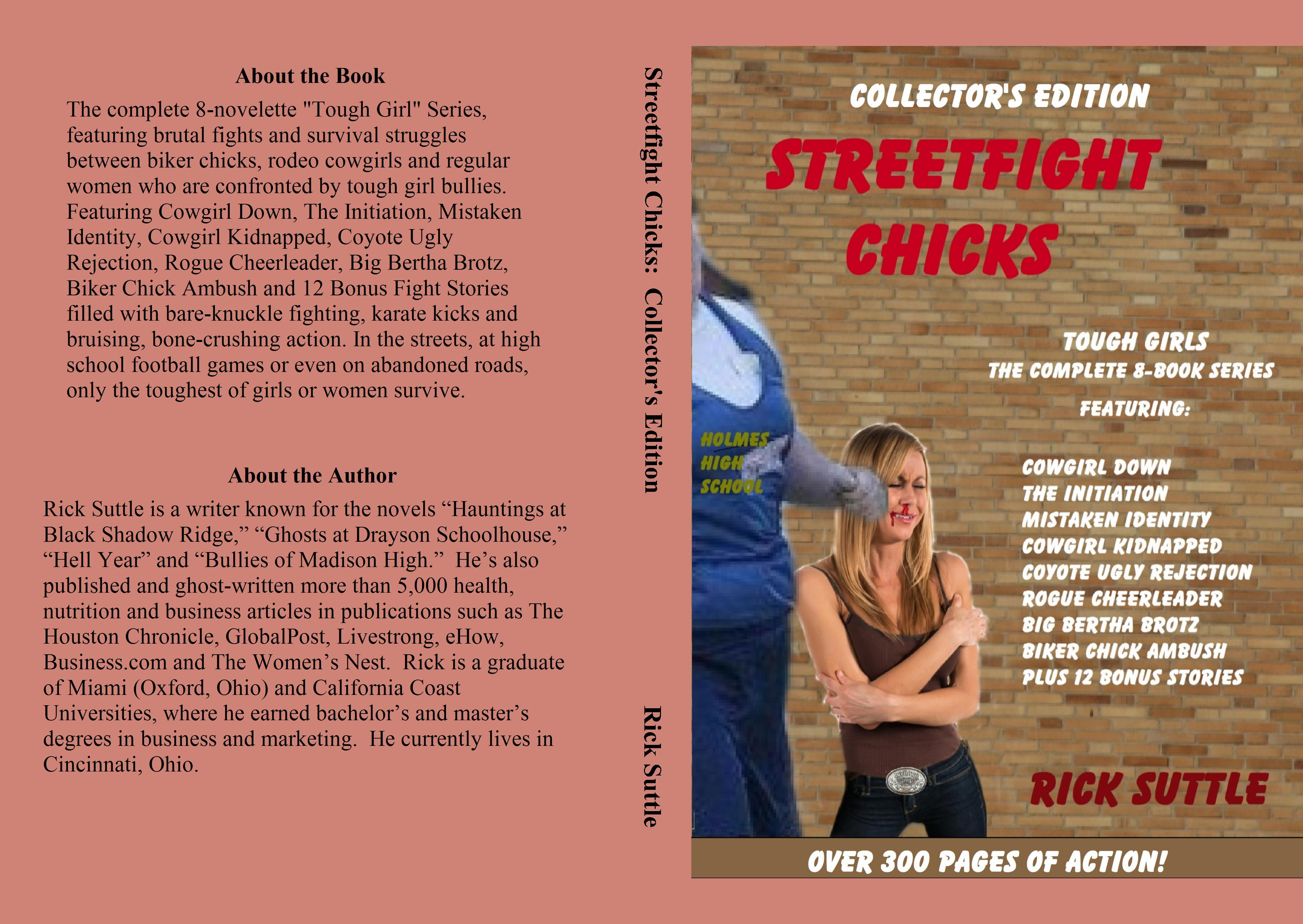 Streetfight Chicks: Collector