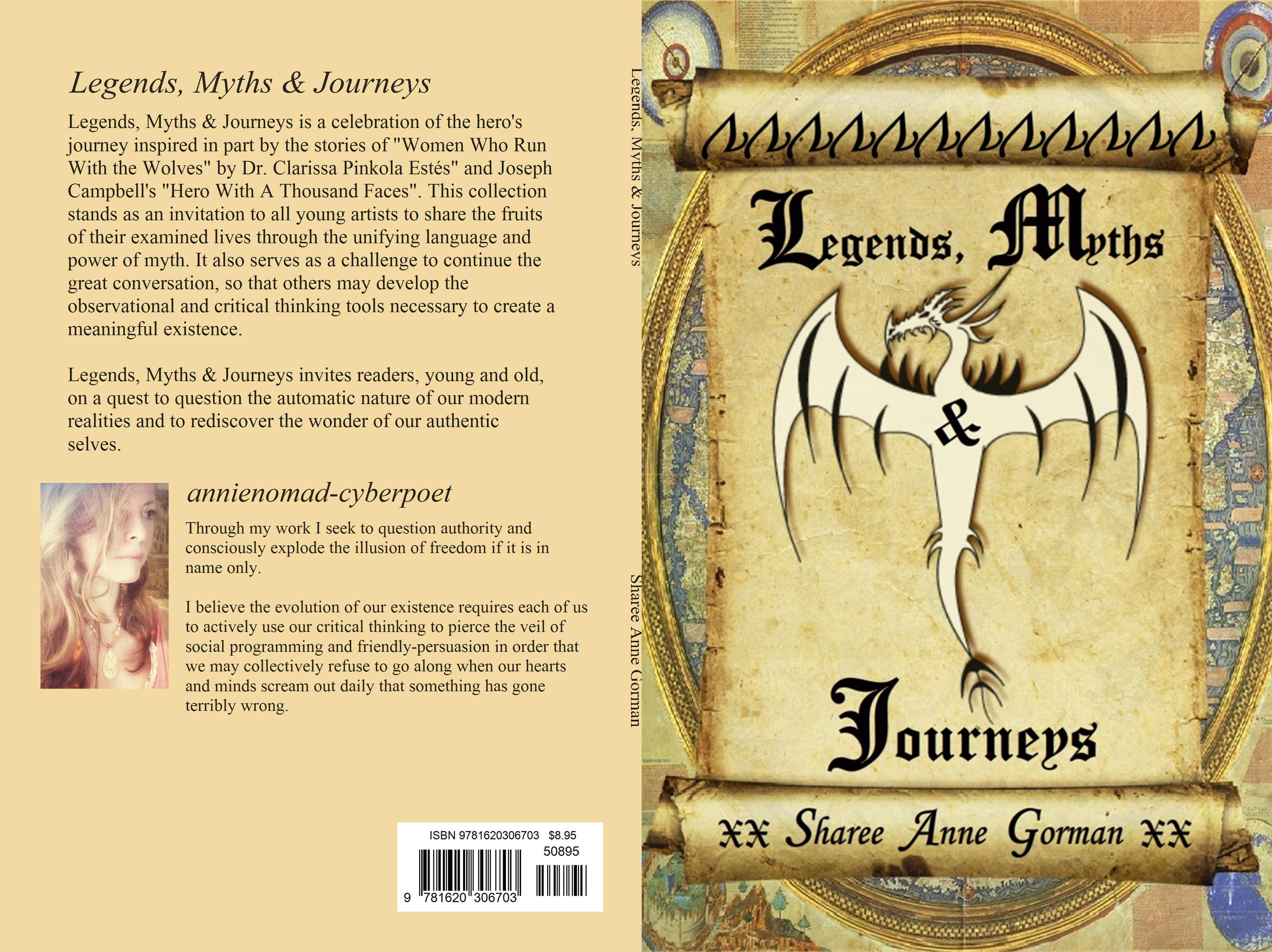 Legends, Myths & Journeys - Poetry and Verse for the Young Adult ...