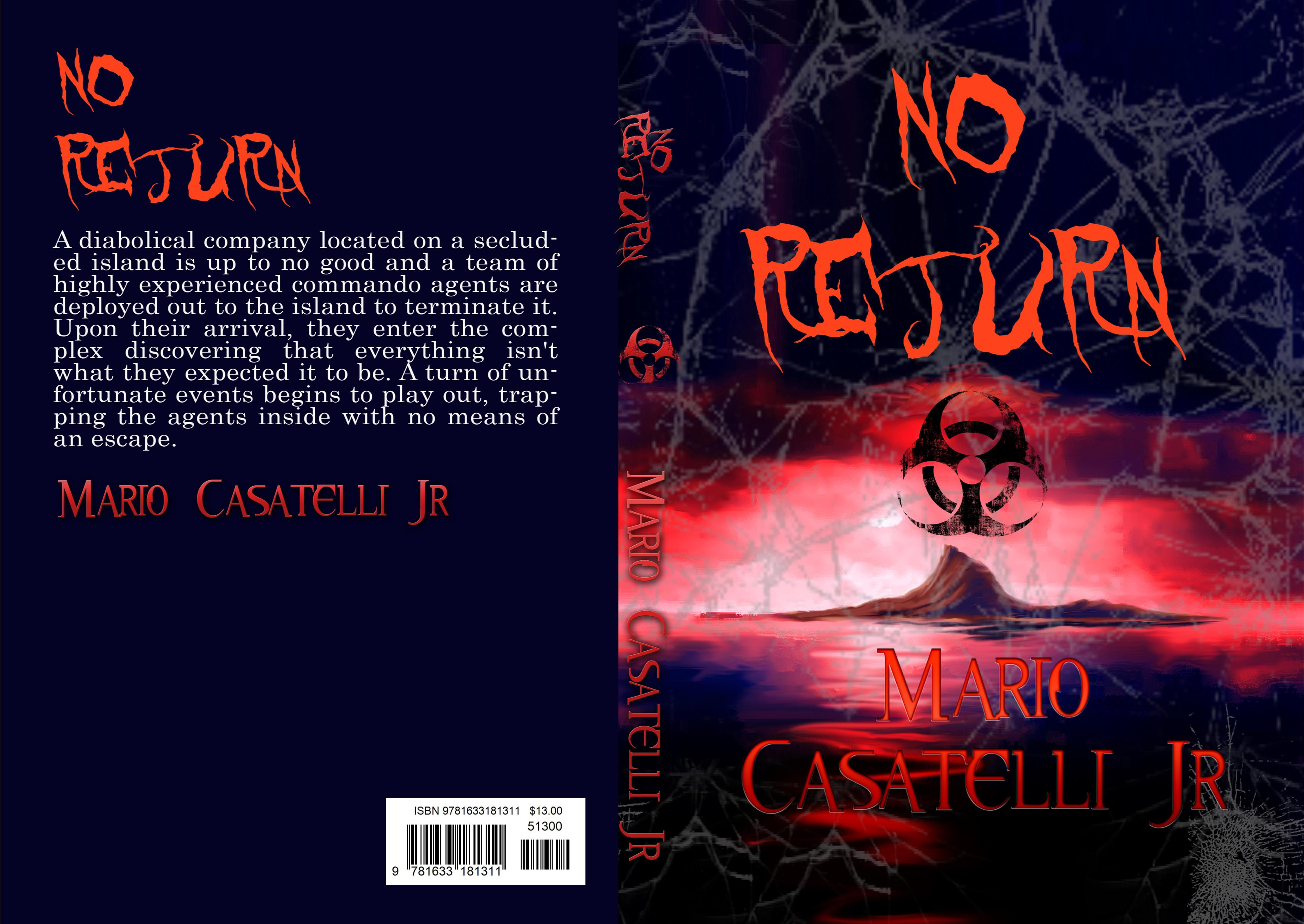 No Return cover image