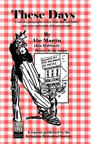Abe Martin These Days cover image
