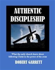 AUTHENTIC DISCIPLESHIP (student edition) cover image