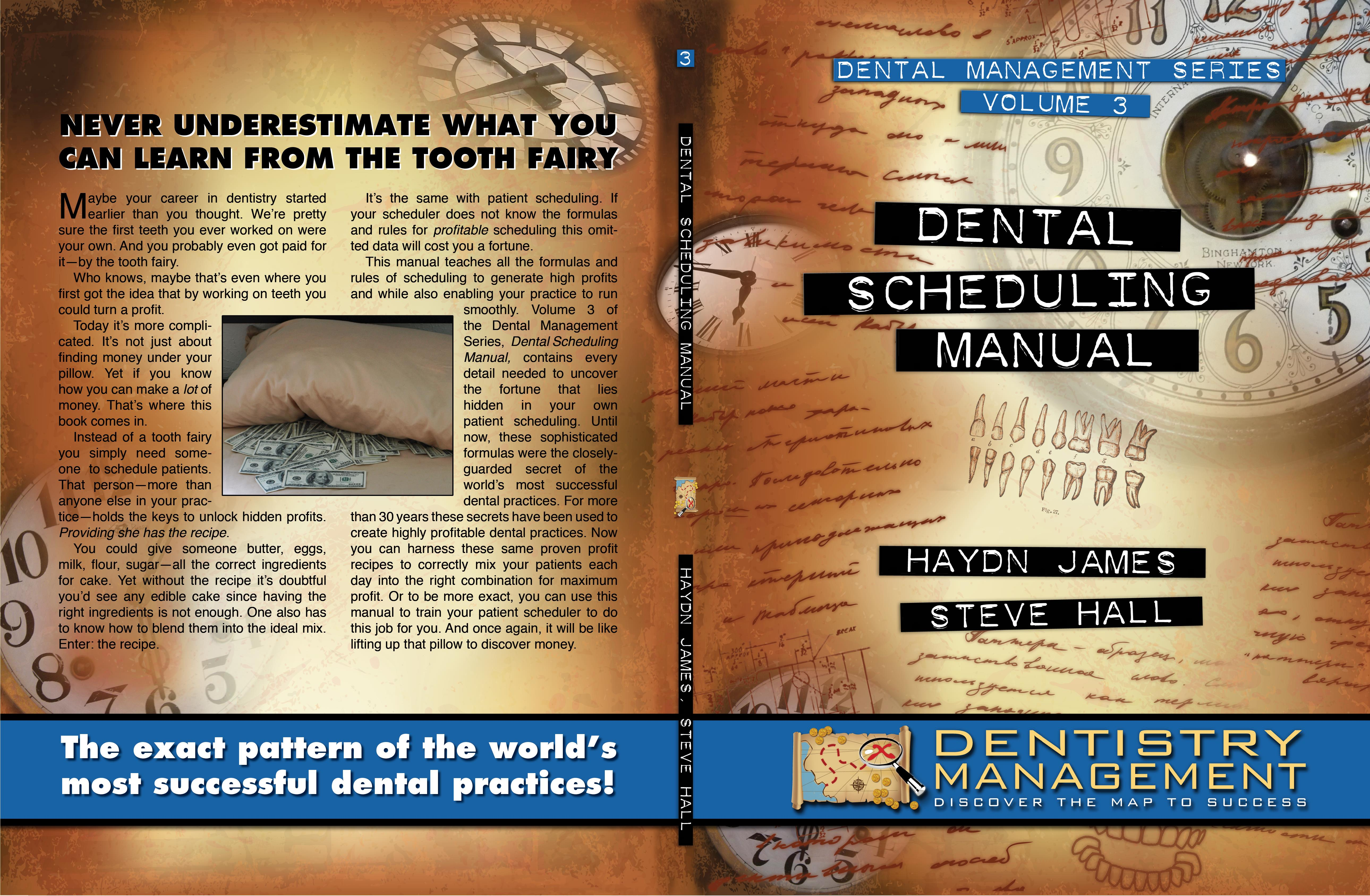 Dental Scheduling Manual cover image