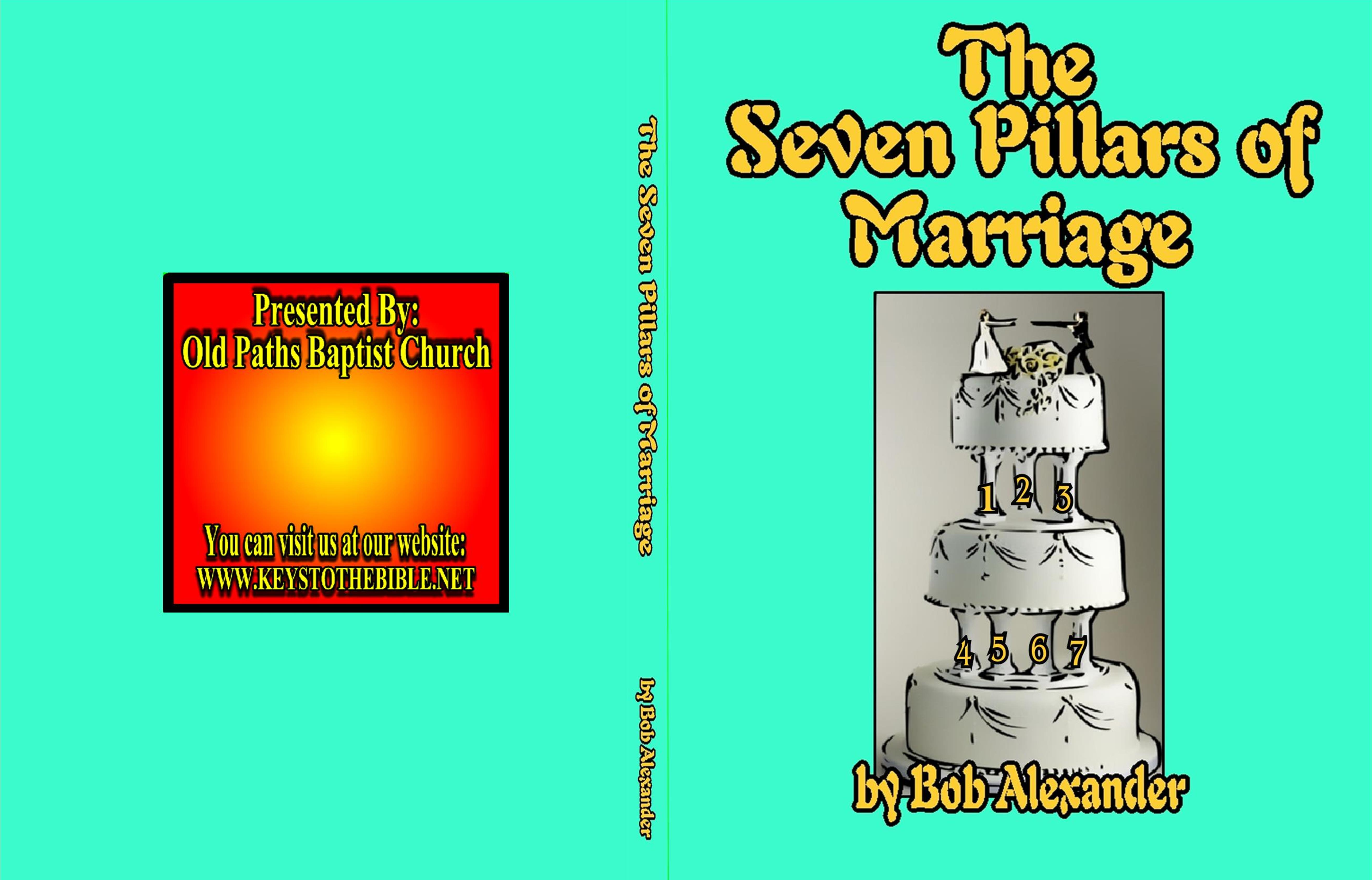 The Seven Pillars of Marriage cover image