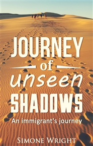 Journey of unseen shadows cover image