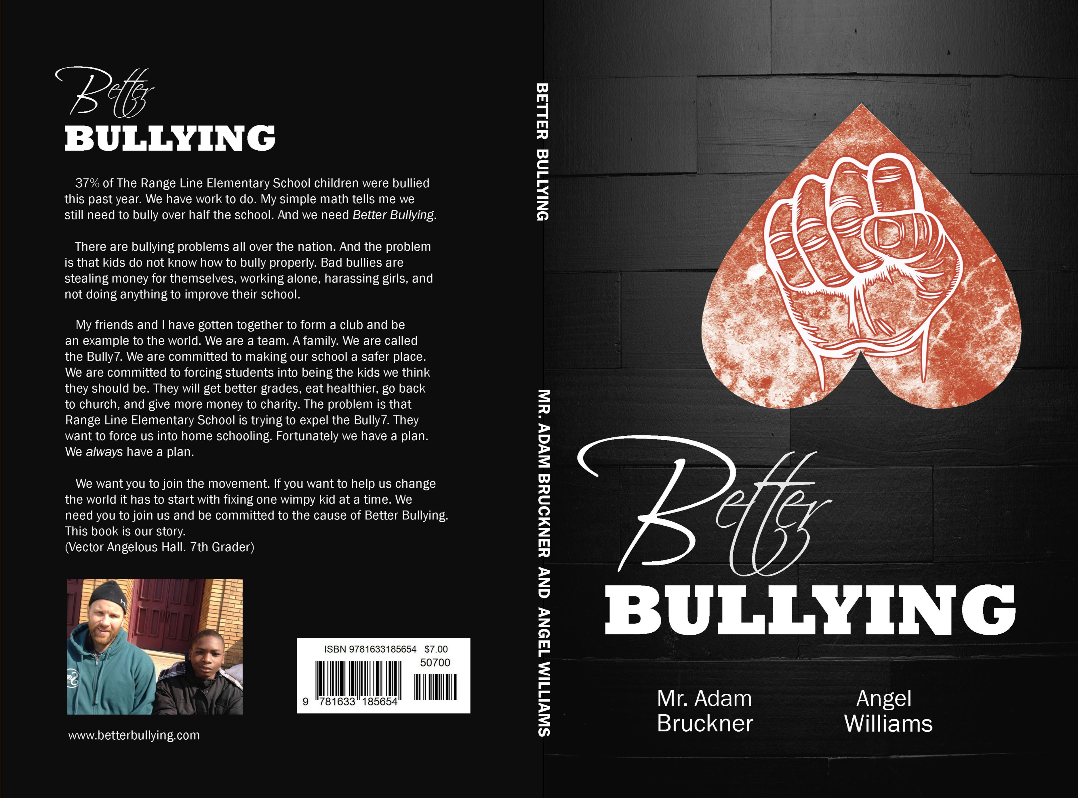 Better Bullying cover image