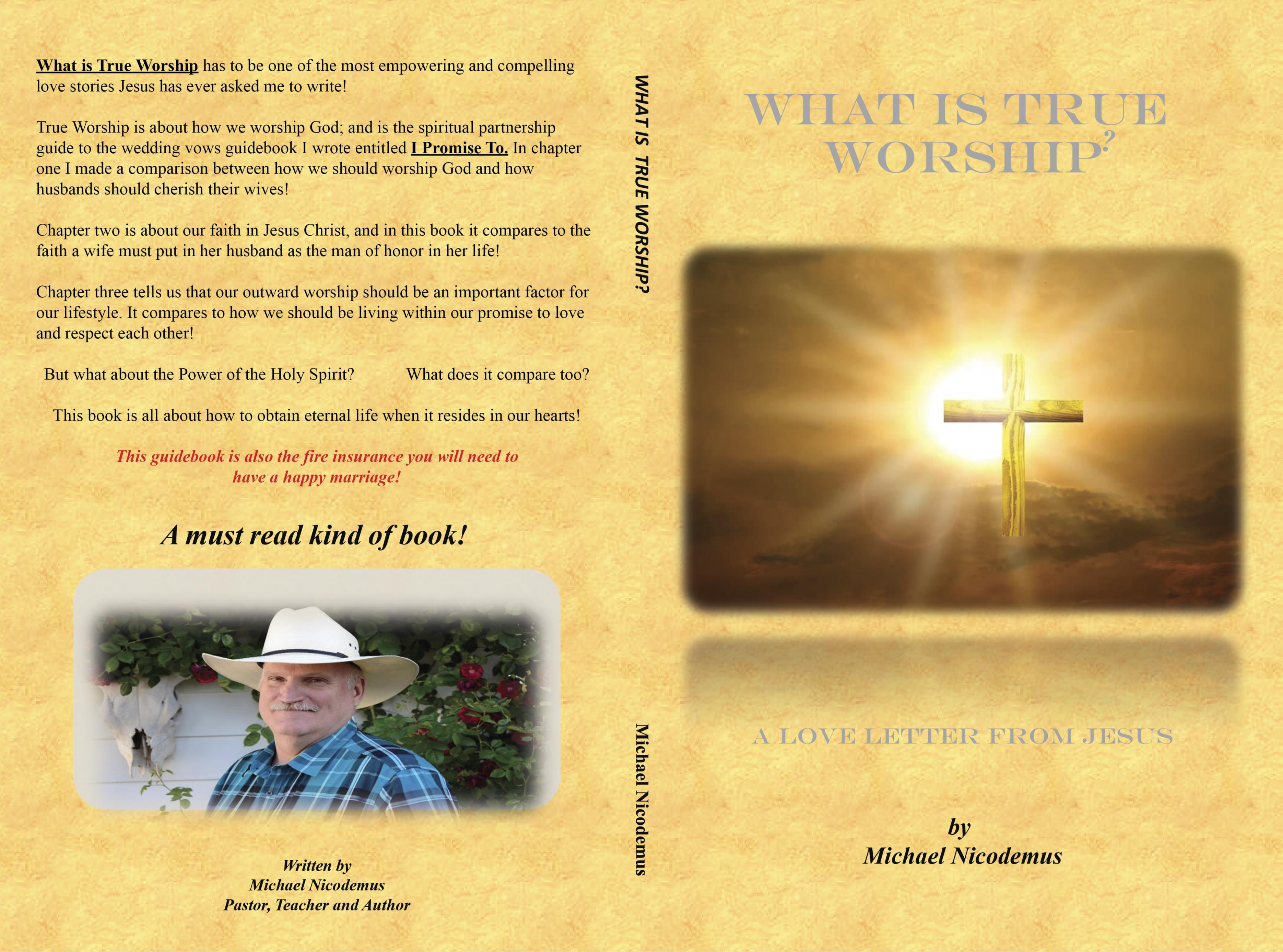 What is True Worship? cover image