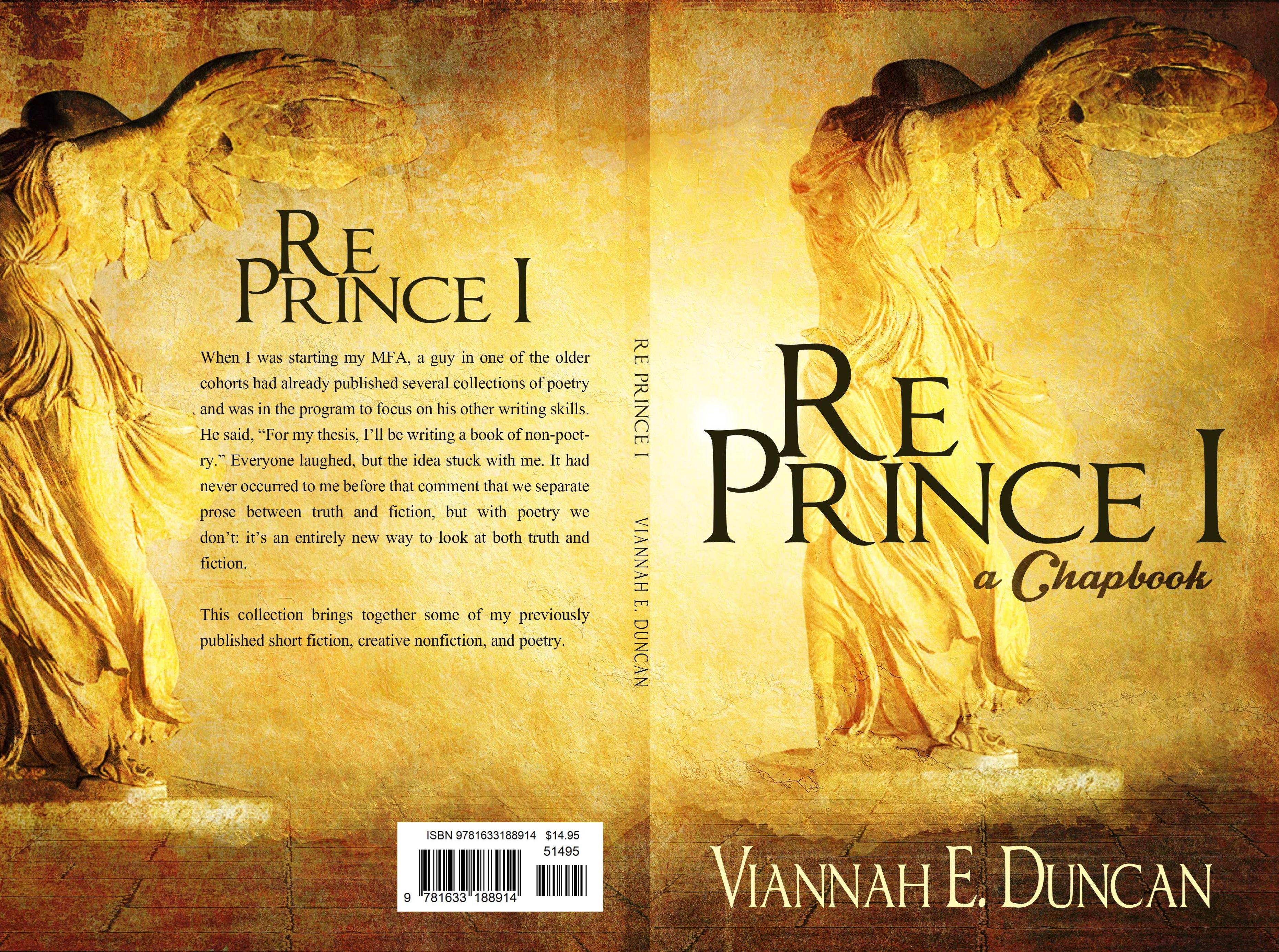 Re Prince I cover image