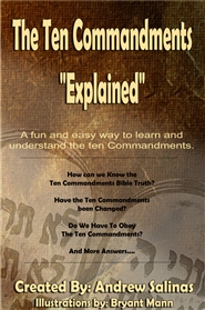 The Ten Commandments Explained cover image