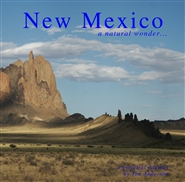 New Mexico, a natural wonder cover image