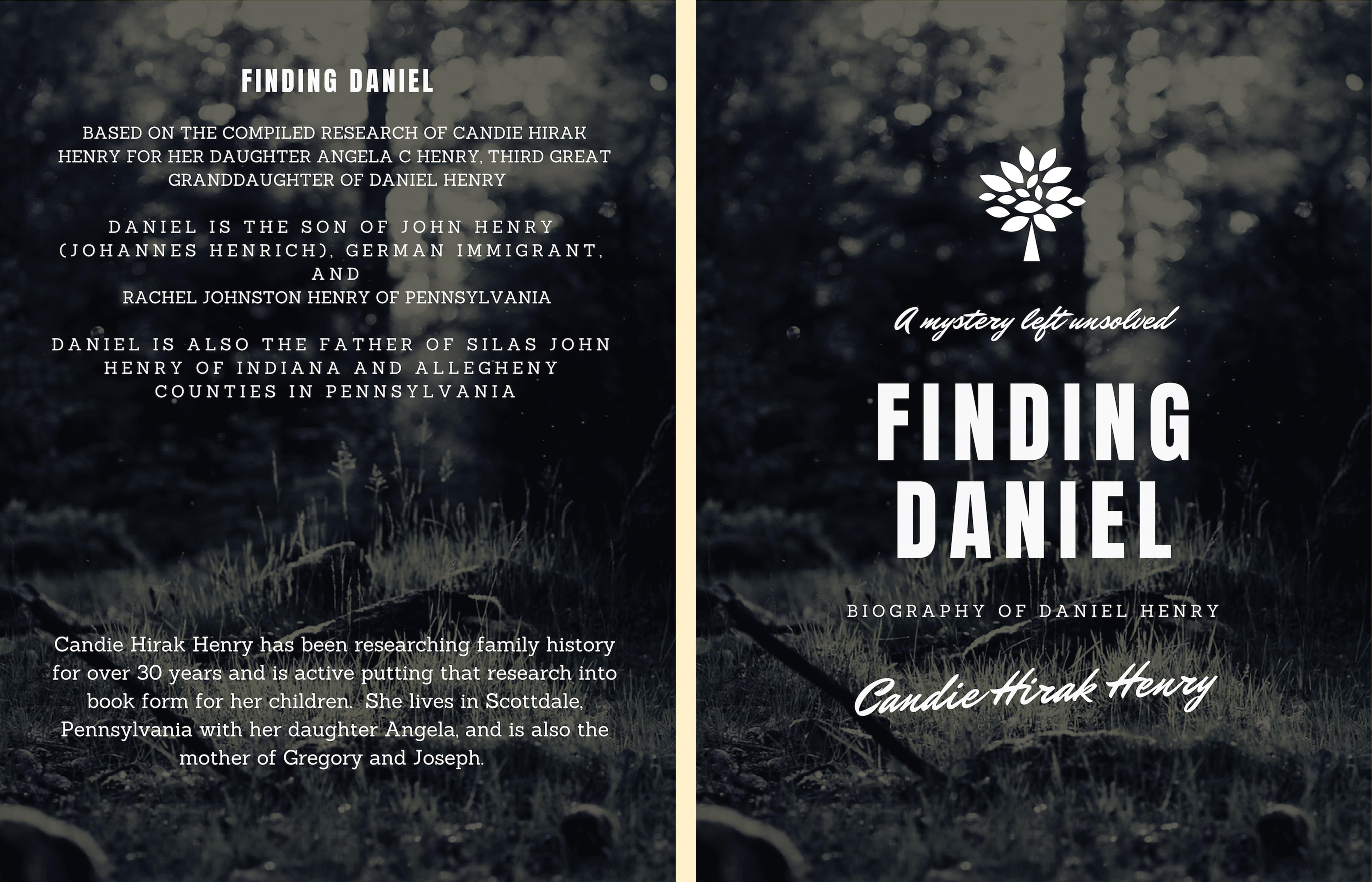 Finding Daniel cover image