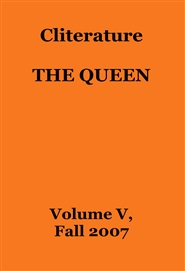 Cliterature THE QUEEN cover image