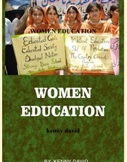 WOMEN EDUCATION cover image