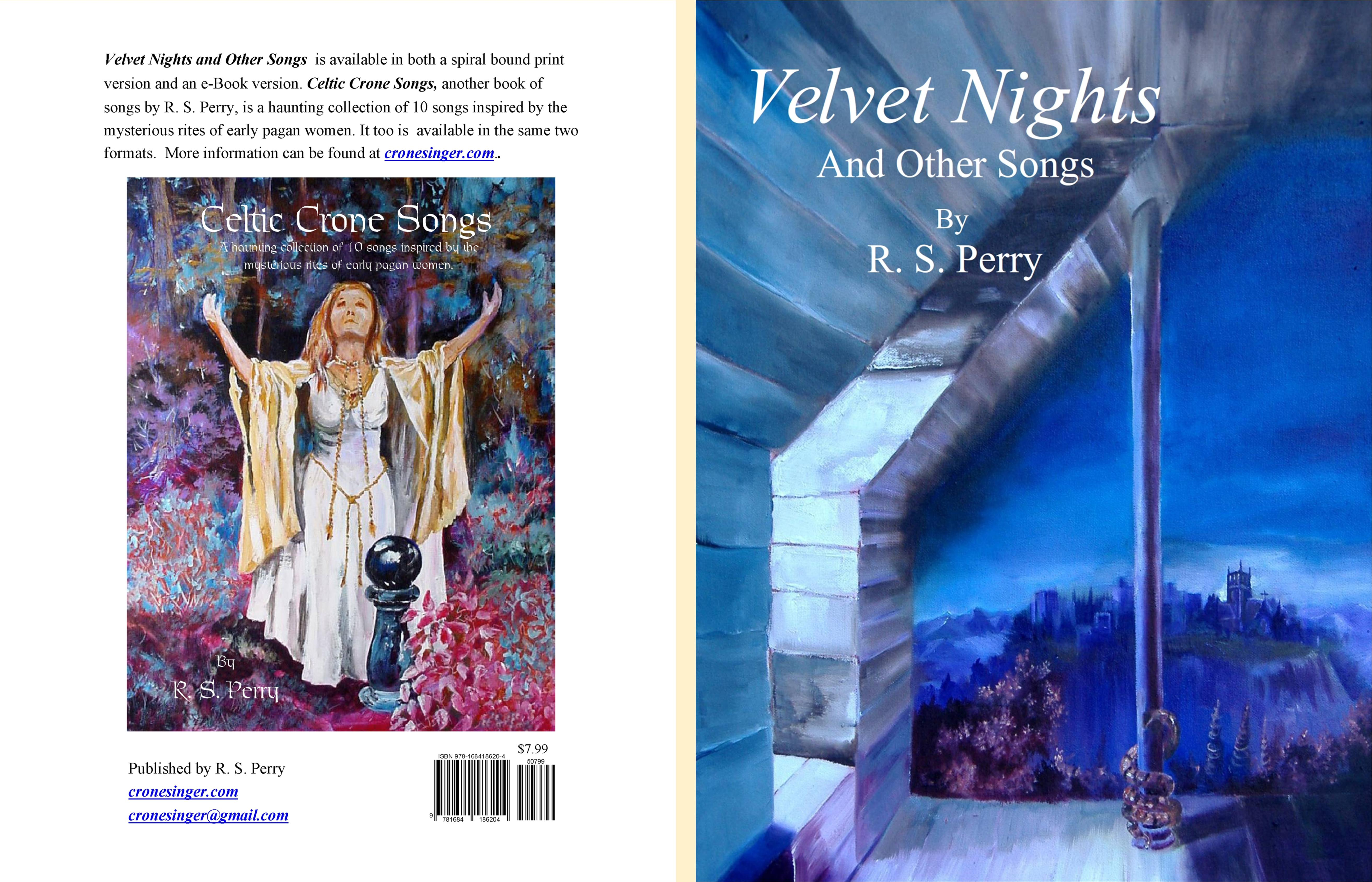 Velvet Nights and Other Songs cover image