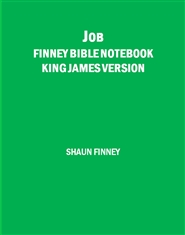 Job Finney Bible Notebook cover image