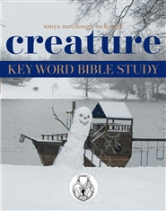 Creature — Key Word Bible Study cover image