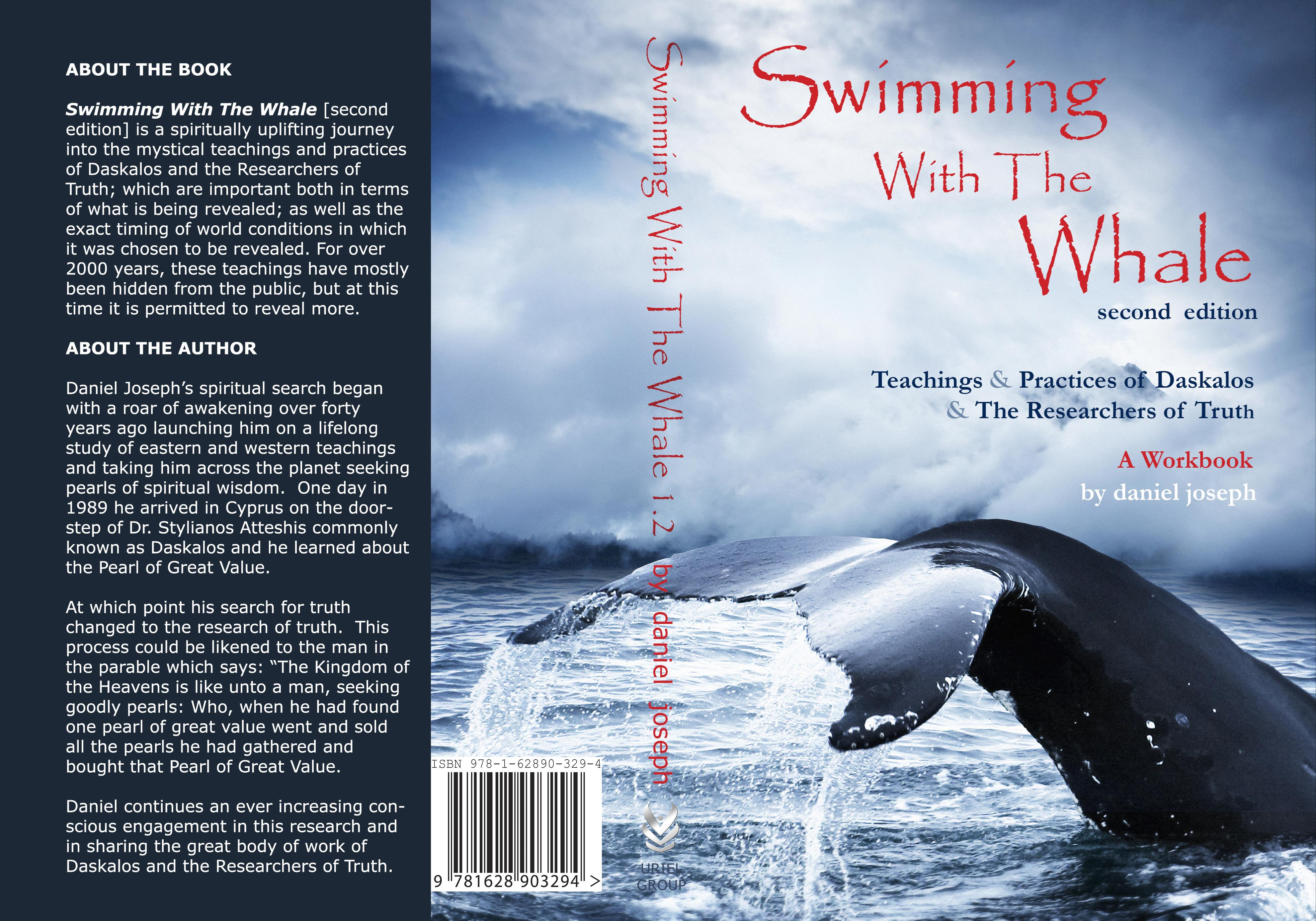 Swimming With The Whale cover image