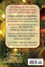 Coming Home For Christmas cover image