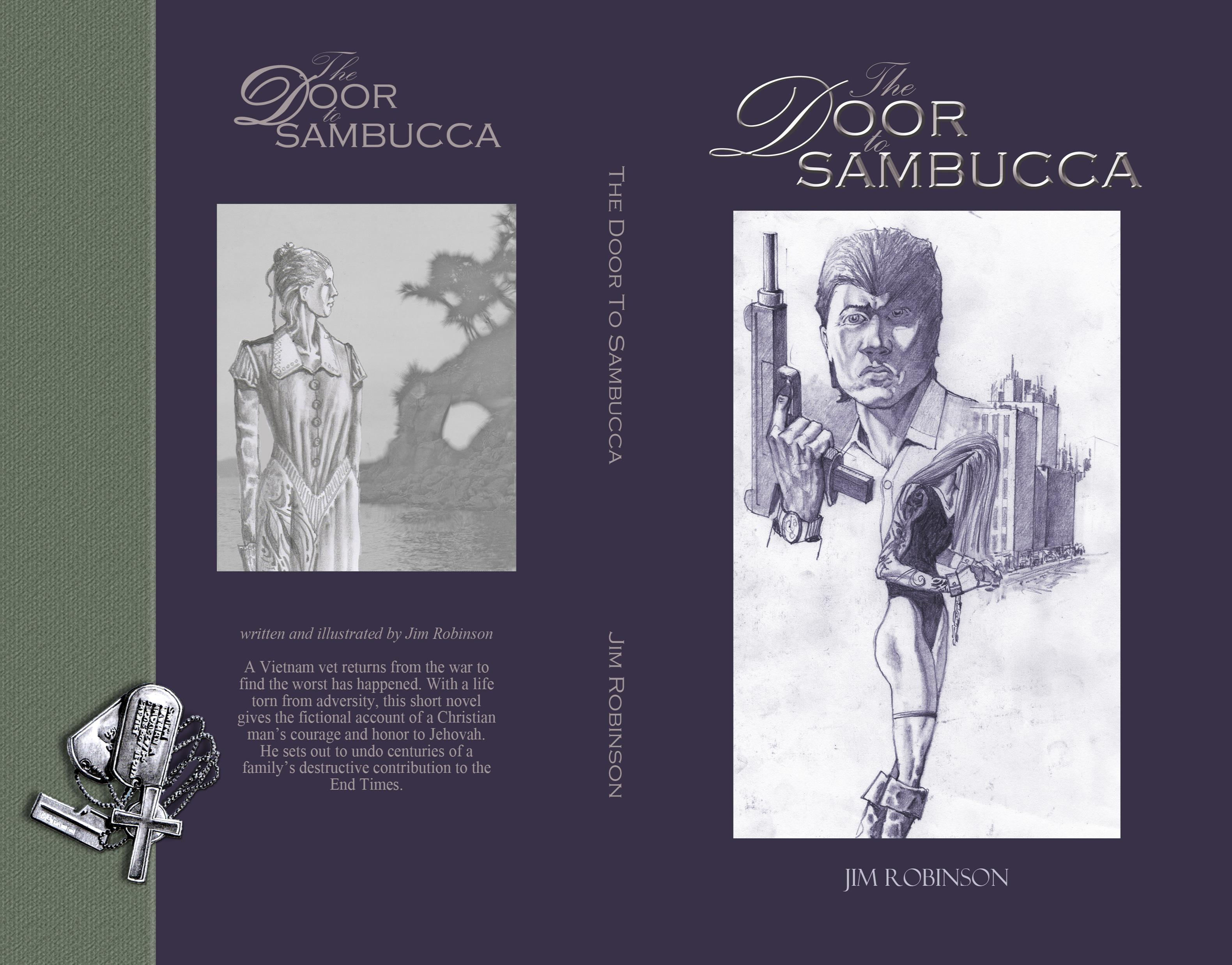 The Door to Sambucca, 2nd Edition cover image