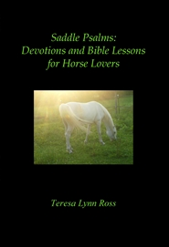 Saddle Psalms:Devotions and Bible lessons for Horse Lovers cover image