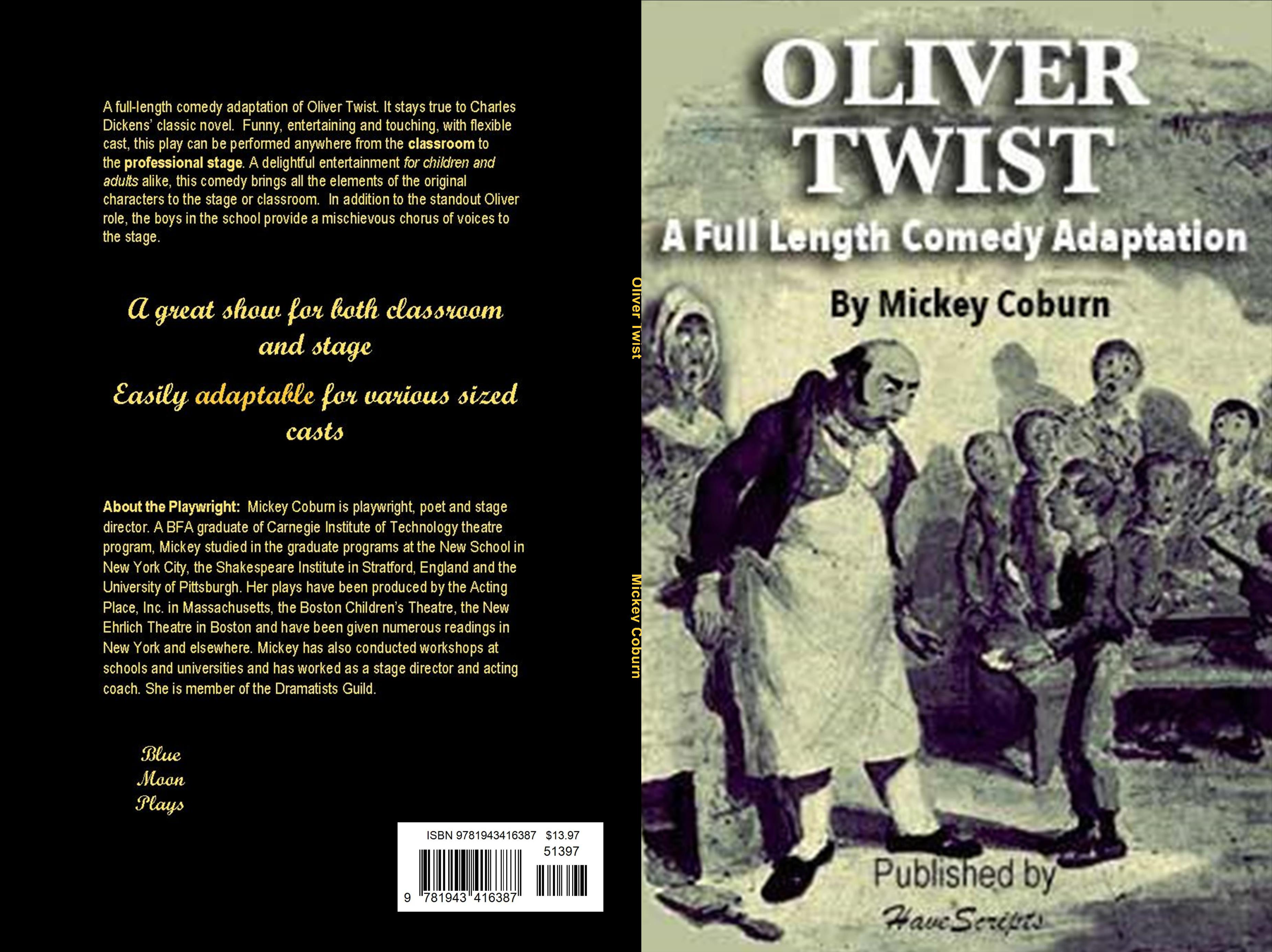 Oliver Twist cover image