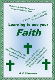 Learning To Use Your Faith cover image