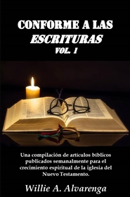 Conforme a las Escrituras, Vol. 1 cover image