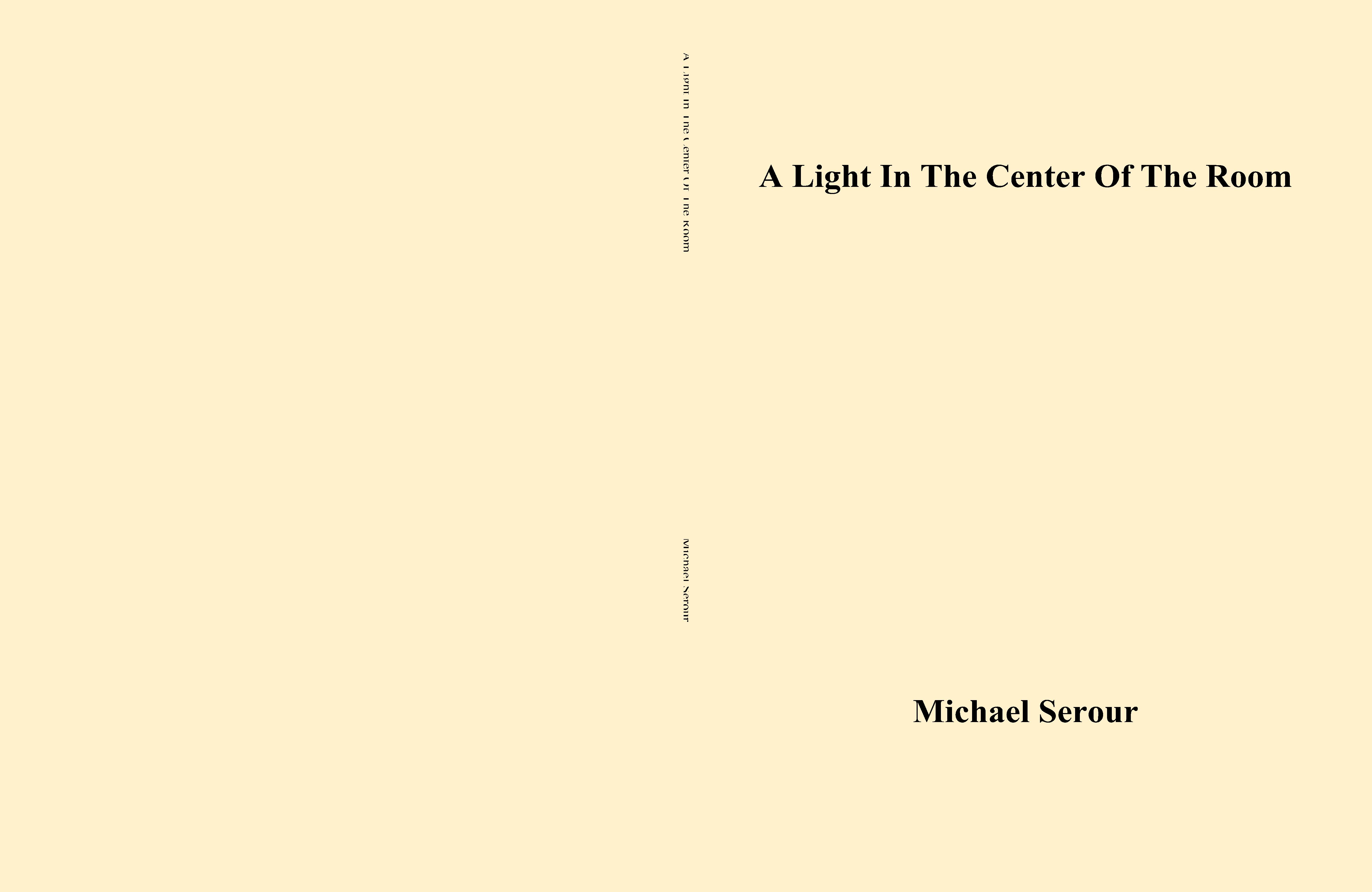 A Light In The Center Of The Room cover image