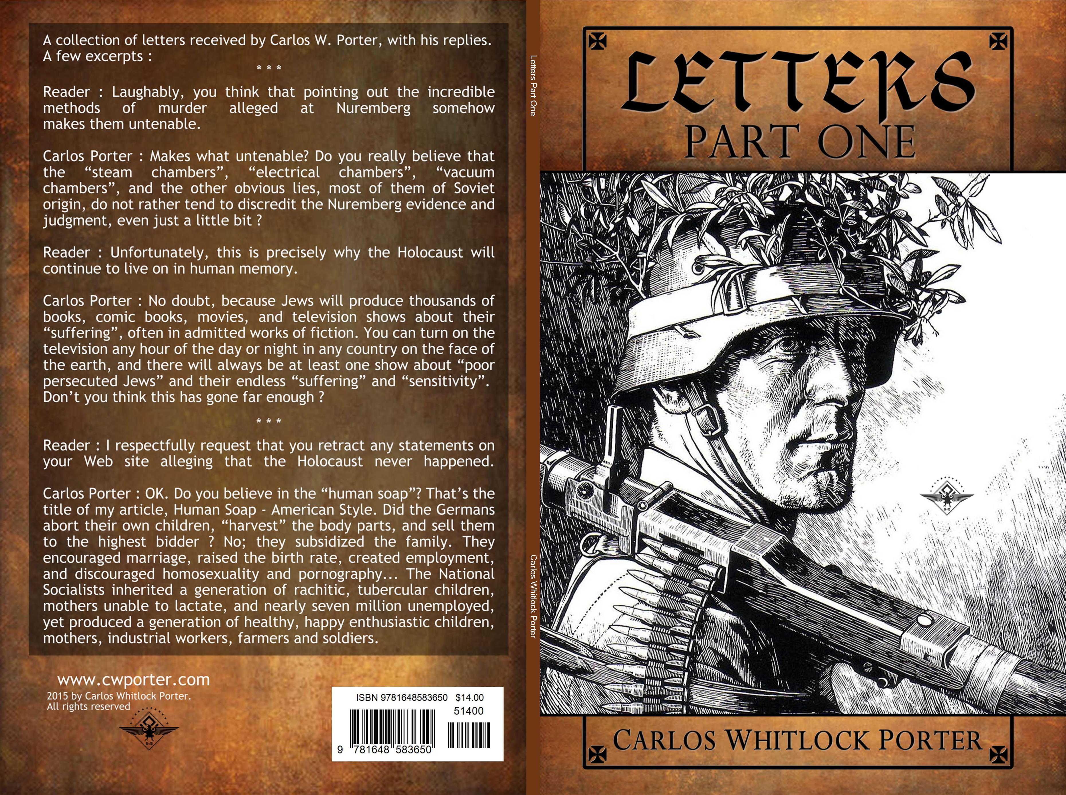 Letters Part One cover image