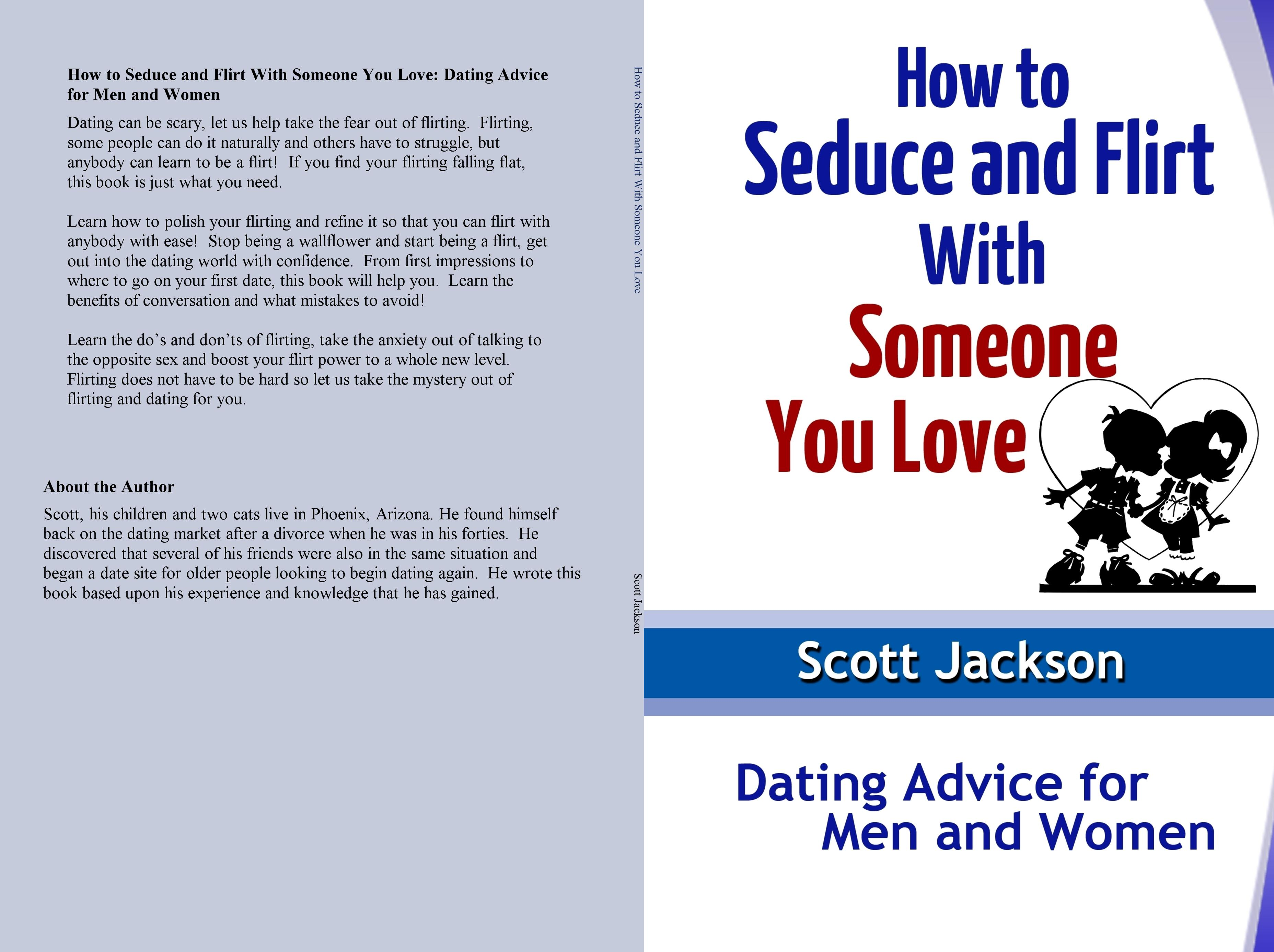 How to Seduce and Flirt With Someone You Love cover image