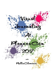 PlannerCon 2017 Visual Journal cover image