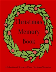 Christmas Memory Book cover image