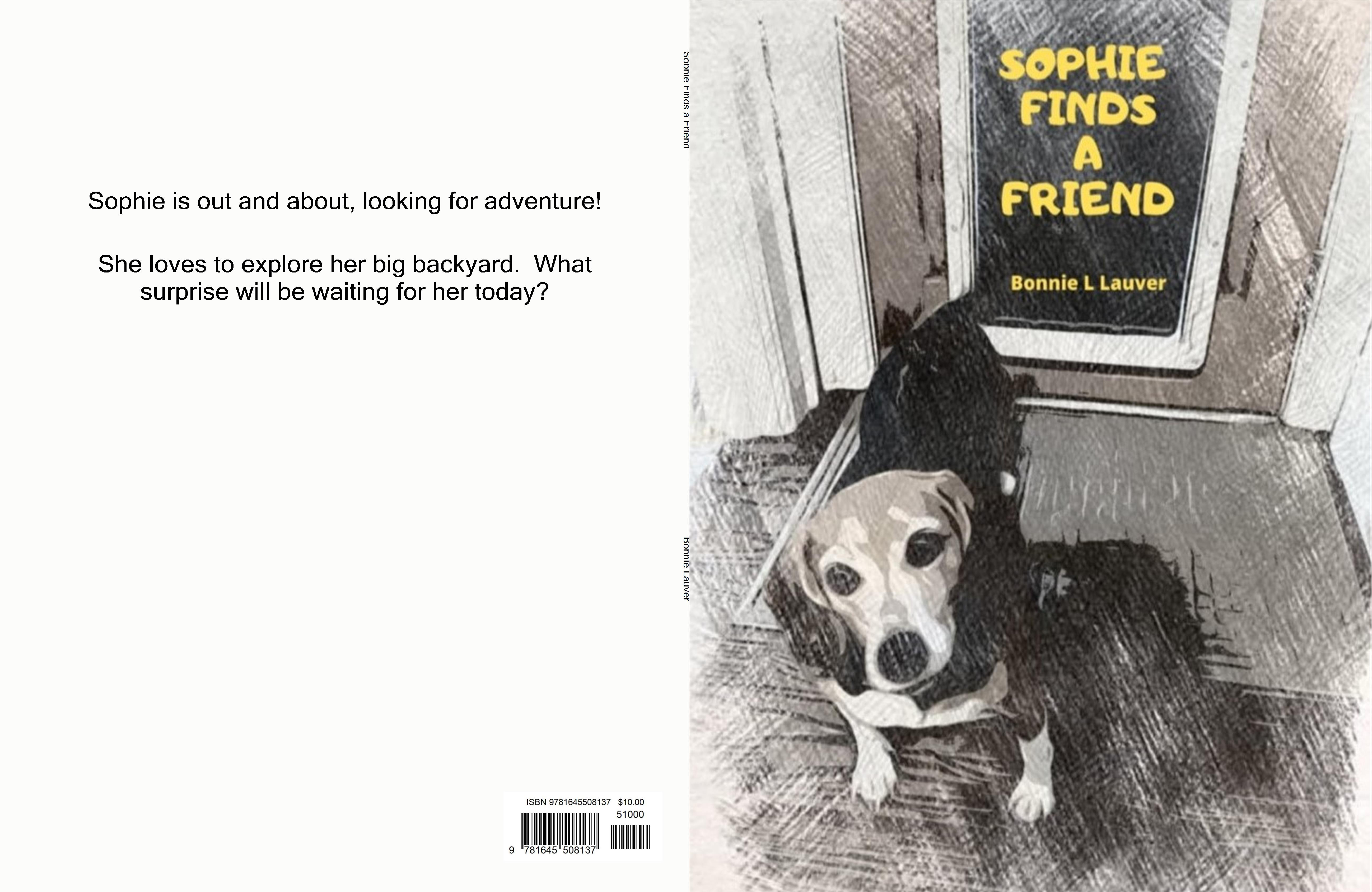 Sophie Finds a Friend cover image