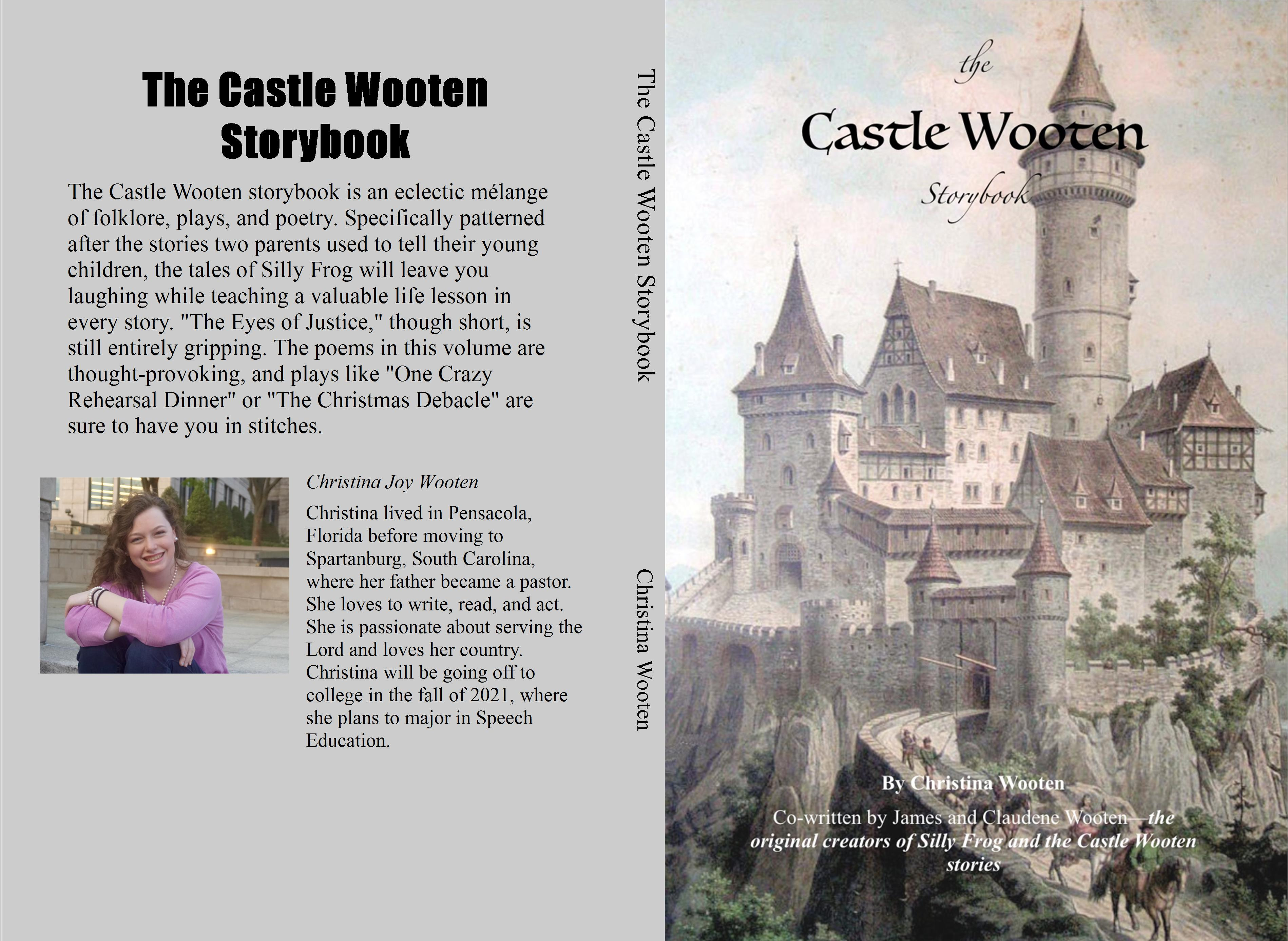 The Castle Wooten Storybook cover image