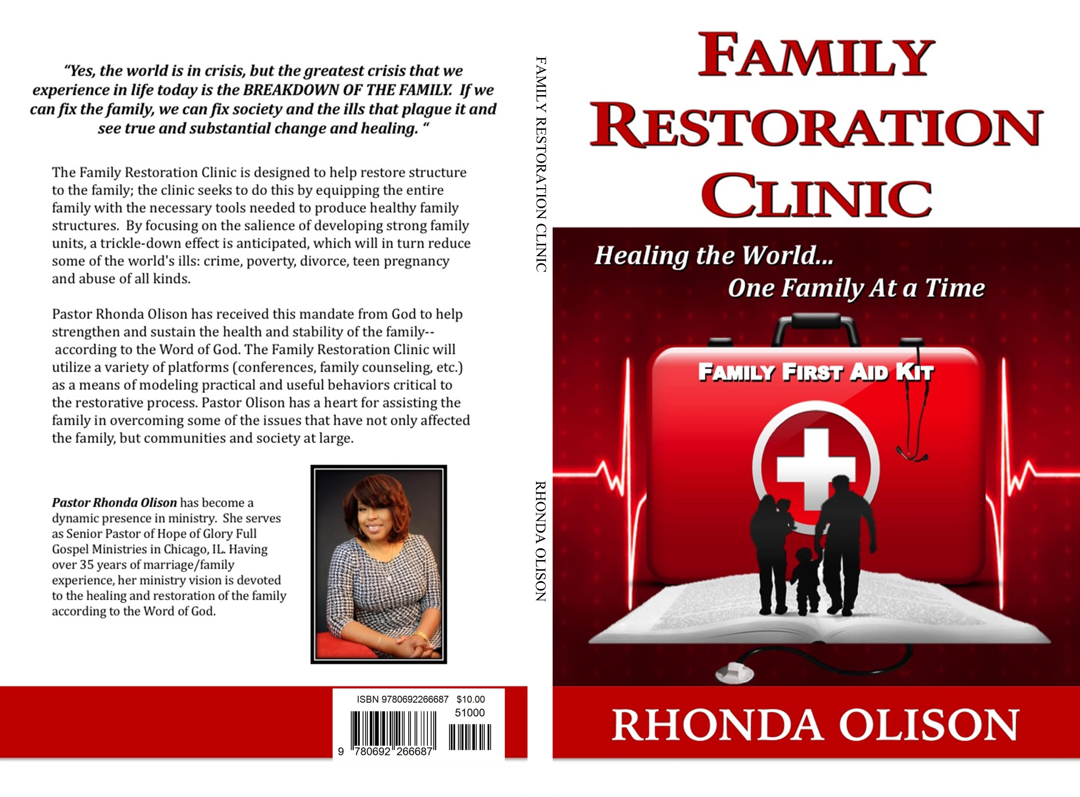 FAMILY RESTORATION CLINIC cover image