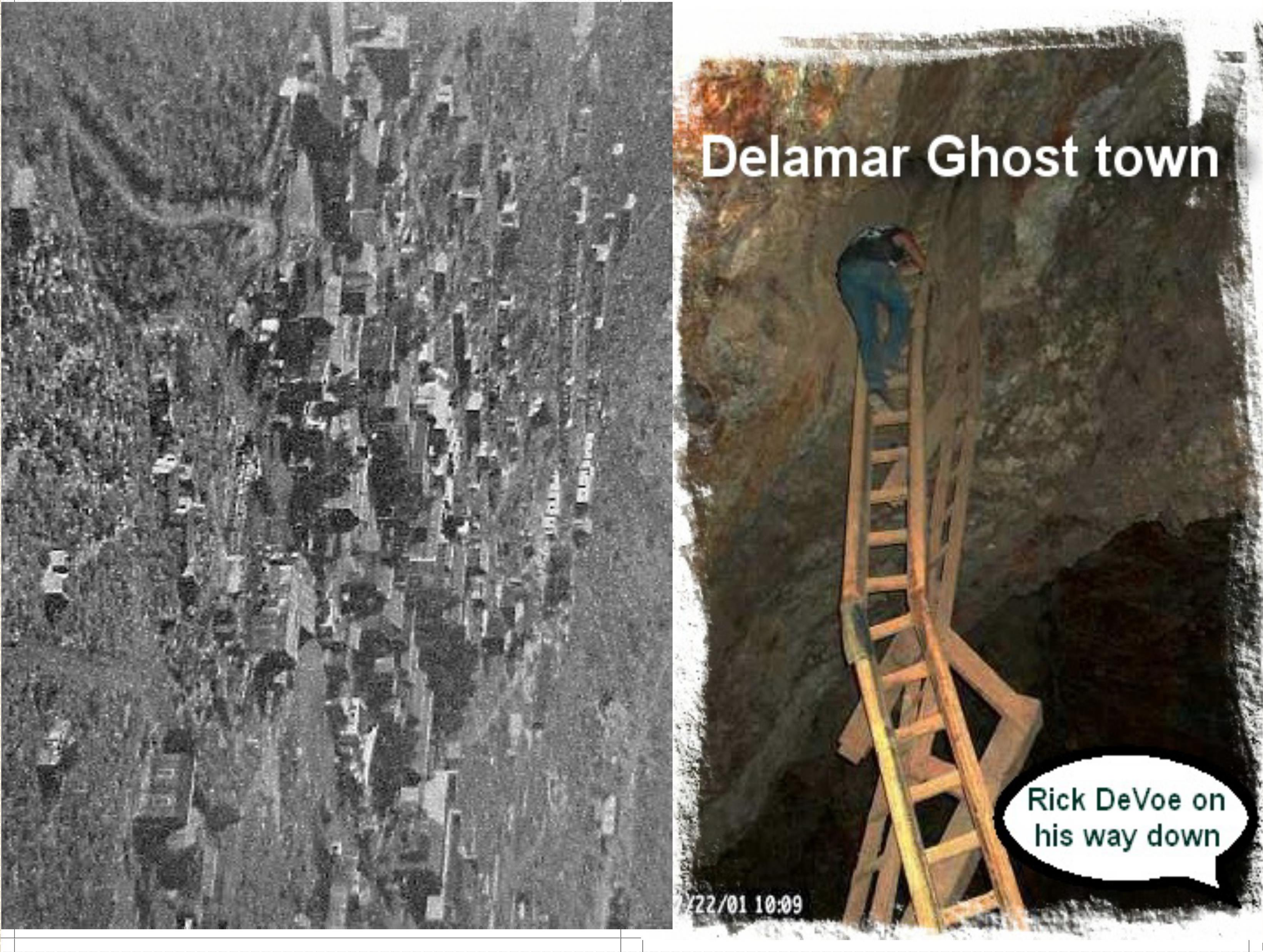Delamar Ghost Town cover image
